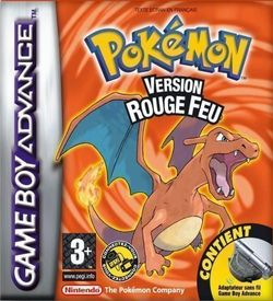 Pokemon Rouge Feu ROM