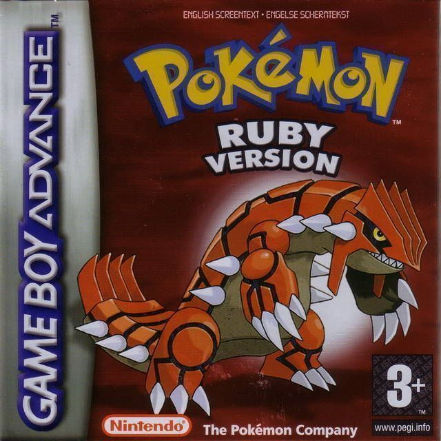 Pokemon Rubi (S)