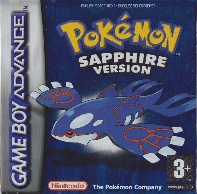 Pokemon Rubi (S)(TrashMan)