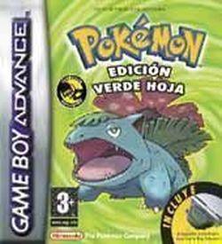 Pokemon Verde Hoja (S) ROM