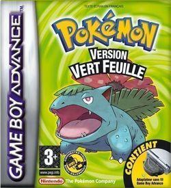Pokemon Vert Feuille ROM