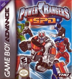 Power Rangers - Wild Force ROM