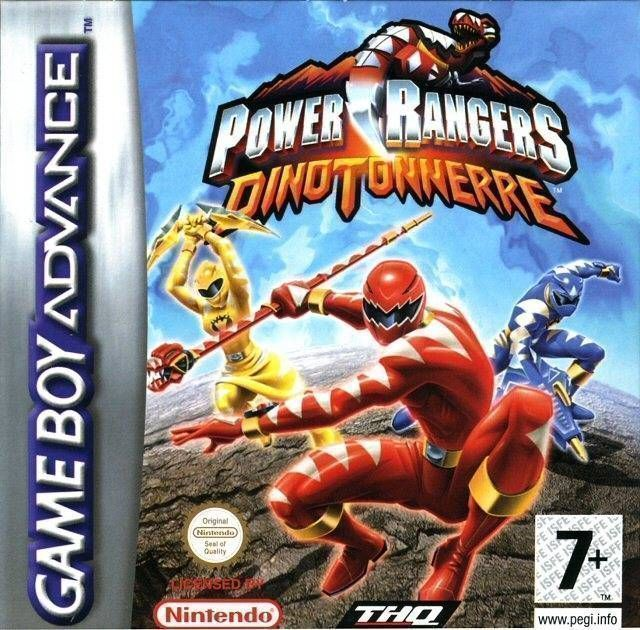 Power Rangers Dino Thunder (RisingCaravan)