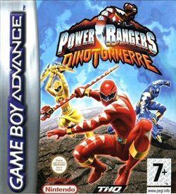 Power Rangers Dino Thunder (RisingCaravan) ROM