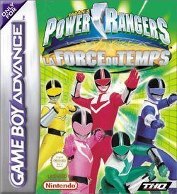 Power Rangers - La Force Du Temps ROM