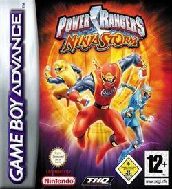 Power Rangers - Ninja Storm (Suxxors) ROM