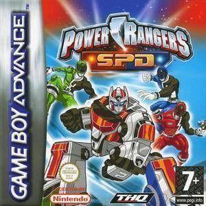 Power Rangers - SPD