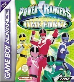 Power Rangers - Time Force (Cezar) ROM