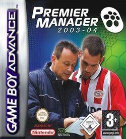 Premier Manager 2003-04 (ZBB) ROM