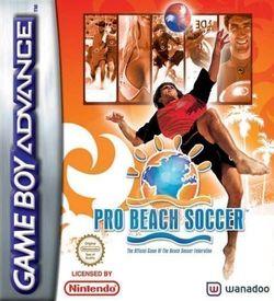 Pro Beach Soccer ROM