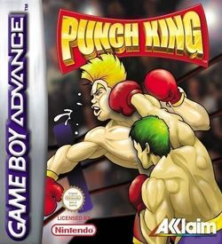 Punch King (Supplex) ROM