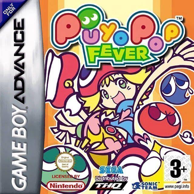Puyo Pop Fever (Endless Piracy)