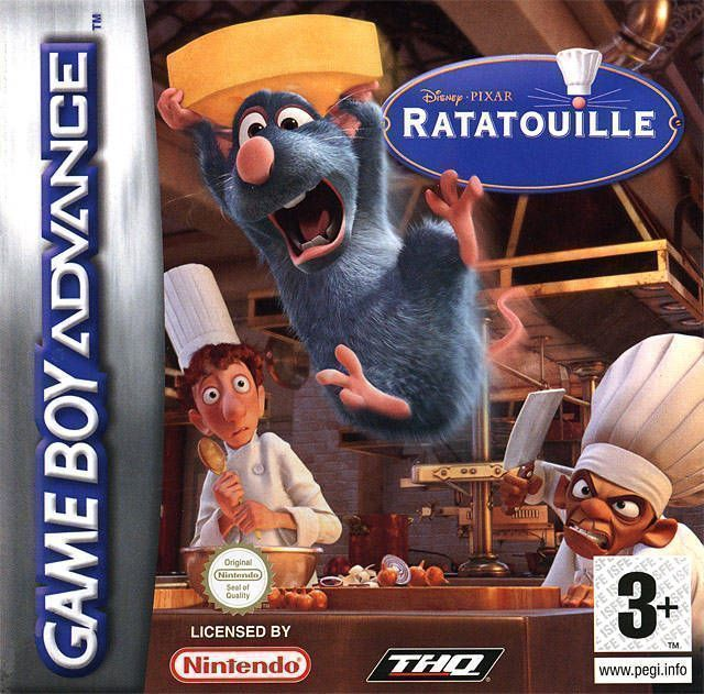 Ratatouille (Puppa)