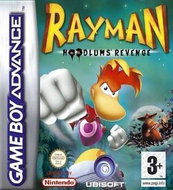 Rayman - Hoodlums' Revenge (Endless Piracy) ROM