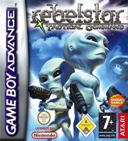 Rebelstar - Tactical Command ROM