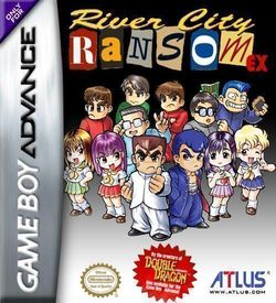 River City Ransom EX ROM