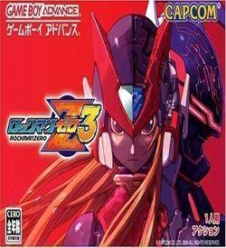 Rockman Zero 3 (Eurasia) ROM