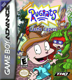 Rugrats - Castle Capers ROM