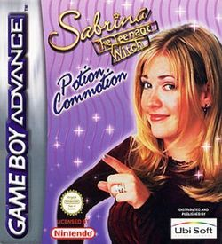 Sabrina The Teenage Witch - Potion Commotion ROM
