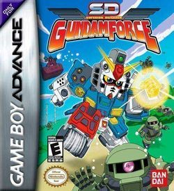 SD Gundam Force ROM