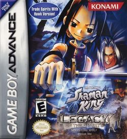 Shonen Jump's - Shaman King - Legacy Of The Spirits - Sprinting Wolf ROM