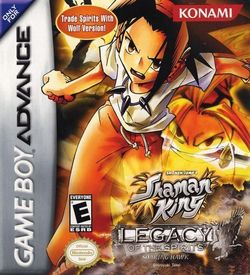 Shonen Jump's - Shaman King - Legacy Of The Spirits - Soaring Hawk ROM