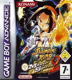 Shaman King - Master Of Spirits 2 ROM
