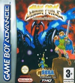 Shining Force - Resurrection Of The Dark Dragon ROM