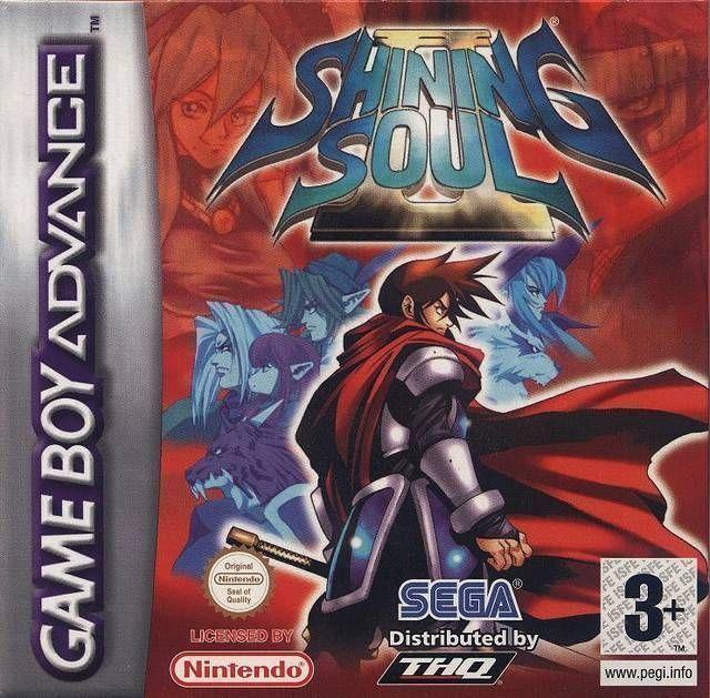 Shining Soul II (Menace)