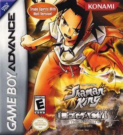 Shonen Jump's - Shaman King - Master Of Spirits ROM