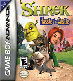 Shrek - Hassle At The Castle ROM