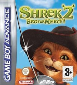 Shrek 2 - Beg For Mercy ROM