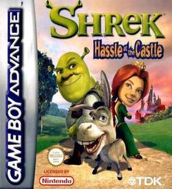 Shrek Hassle At The Castle ROM