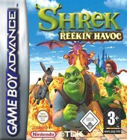 Shrek - Reekin' Havoc ROM