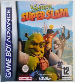 Shrek SuperSlam ROM