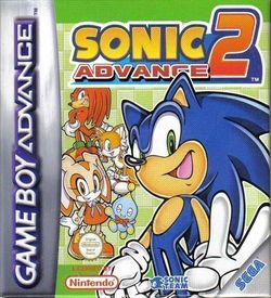Sonic Advance 2 ROM