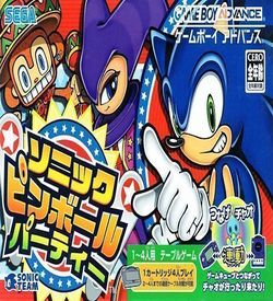 Sonic Pinball Party ROM