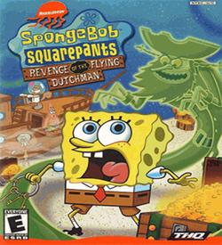 SpongeBob SquarePants - Revenge Of The Flying Dutchman ROM