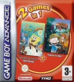 SpongeBob SquarePants Gamepack 2 ROM