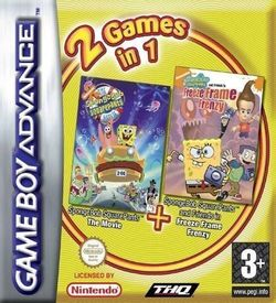 SpongeBob And Friends - Attack Of The Toybots ROM