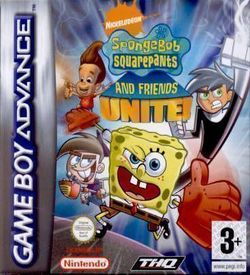 Spongebob Squarepants And Friends Unite ROM
