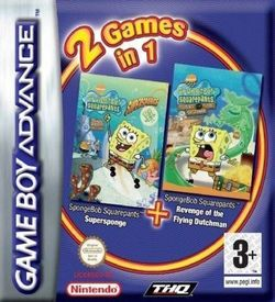 SpongeBob SquarePants Gamepack 1 ROM