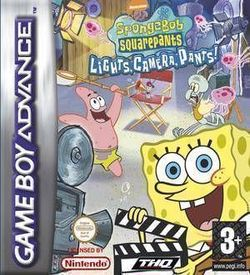 Spongebob SquarePants - Lights, Camera, Pants! ROM