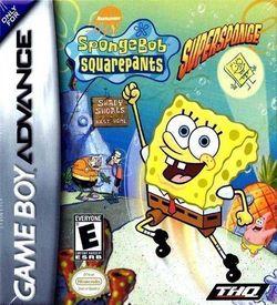 SpongeBob SquarePants - SuperSponge ROM