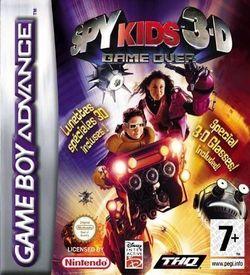 Spy Kids 3D (Endless Piracy) ROM