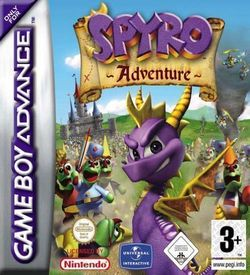 Spyro Adventures ROM