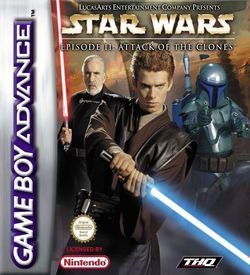 Star Wars Episode II - Attack Of The Clones ROM