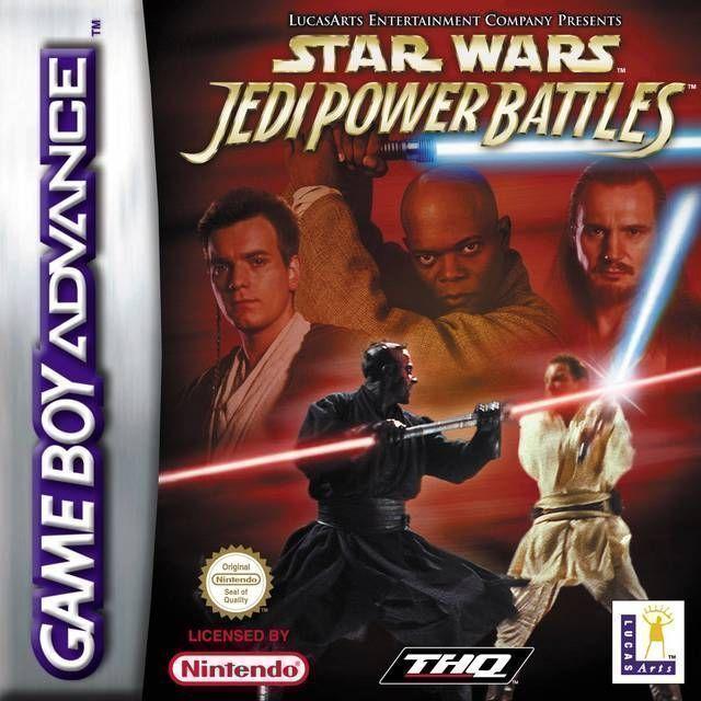 Star Wars - Jedi Power Battles (Rocket)