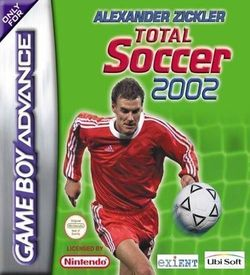 Steven Gerrard's Total Soccer 2002 (Quartex) ROM