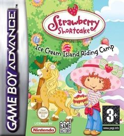 Strawberry Shortcake - Ice Cream Island Riding Camp ROM